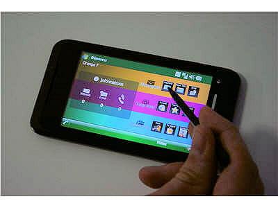 le système d'exploitation de ce smartphone est dépassé face à la mécanique qui