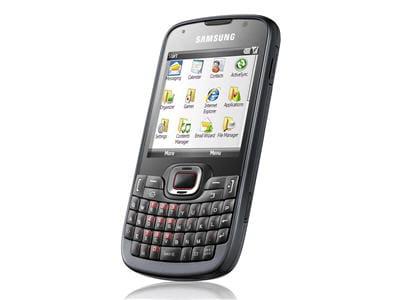 le samsung omnia pro b7330 : un mobile résolument pro.