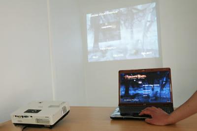 saccades en mode wi-fi lors du lancement d'un jeu