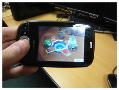 des mini-jeux pour téléphones portables
