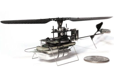 l'hélicoptère espion pd-100