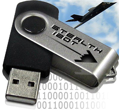 une clé usb qui récupère toutes les informations privées d'un pc.