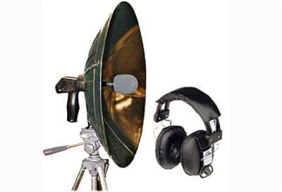 bien orienté, il permet d'écouter une conversation en restant hors de vue
