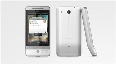 il existe une version blanche et une version noire du téléphone