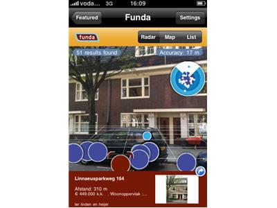 une application disponible prochainement sur iphone, déjà sous android.