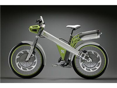 mi-vélo, mi-mobylette