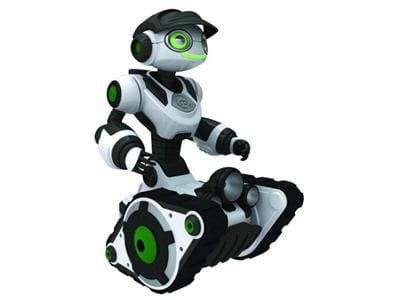 robot sur chenilles