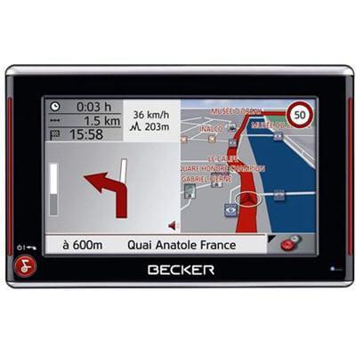 becker traffic assist z200