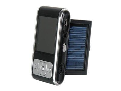 baladeur multimédia solaire