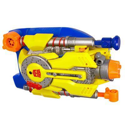 pistolet à eau transformers