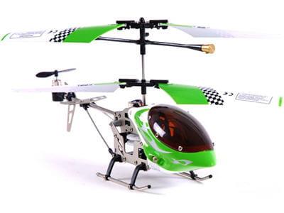 hélicoptère ultra-maniable