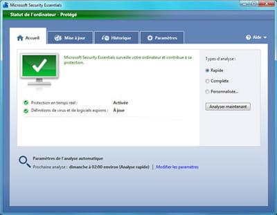 un antivirus gratuit et plutôt bien pensé