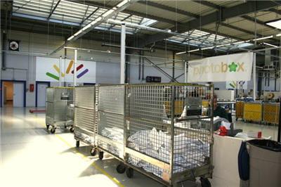 3 500 mètres carrés de dédiés au tirage et à l'impression numérique