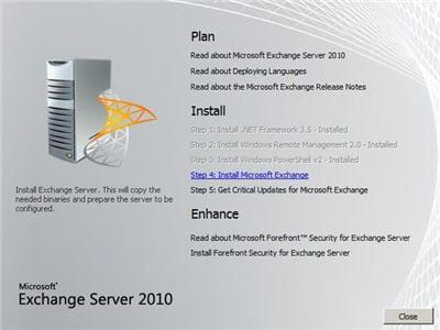 selon idc, la part de marché de microsoft exchange server en 2008 aurait atteint