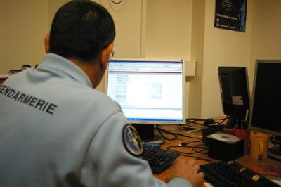 la cellule anti-cybercriminalité met à la disposition des brigades de