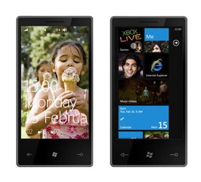 adieu windows mobile 7, bonjour windows phone 7