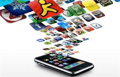 apple détient 99% du marché de l'application mobile... bon courage à la