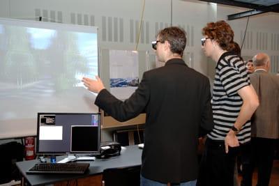 l'intel visual computing institute, à l'université de saarland aux etats-unis.