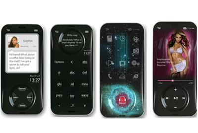 une interface qui s'adapte selon les usages, grâce à deux écrans distincts