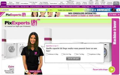 les pixexperts de pixmania.com