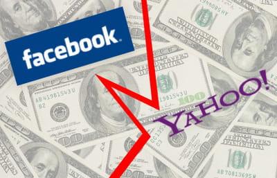 facebook a refusé l'offre de rachat de yahoo