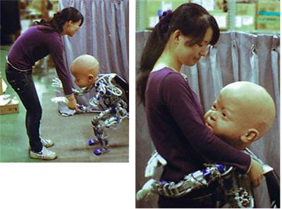 il s'appelle diego san et c'est l'un des robots les plus sophistiqués du monde