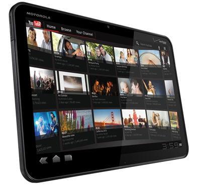 l'évènement : la xoom, une tablette qui s'annonce réellement aboutie