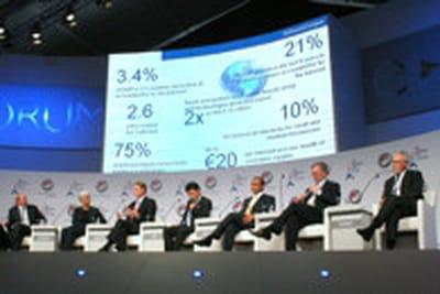 eG8 : difficile synthèse entre leaders US et entrepreneurs européens