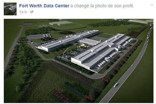 Facebook va bâtir un nouveau datacenter, au Texas