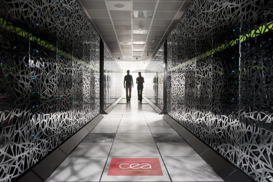 Un supercalculateur record en route vers le CEA