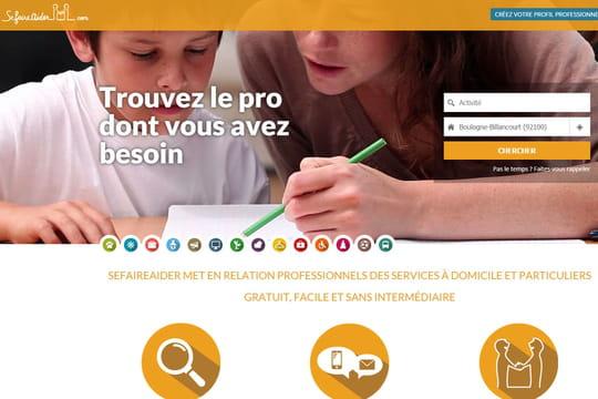 Sefaireaider.com lève 4,5 millions d'euros supplémentaires