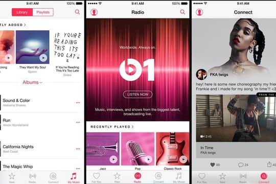 Apple Music abandonné par ses abonnés? Apple dément.