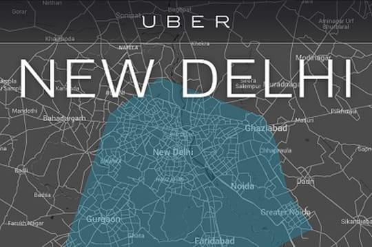 Uber lève 100 millions de dollars auprès du géant indien Tata