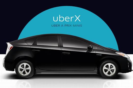 """Uber teste des """"itinéraires intelligents"""" discountés sur les grands axes"""