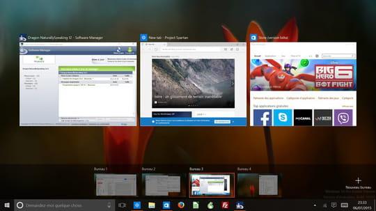 Windows 10 présent sur plus de 75millions de terminaux