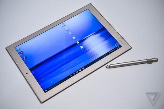 Une tablette Toshiba : l'arme de Microsoft pour contrer l'iPad Pro?