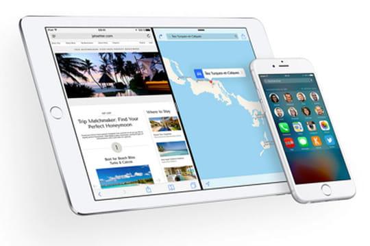 iPhone et iPad : comment installer iOS 9