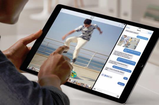 L'iPad Pro disponible à partir de cemercredi 11 novembre