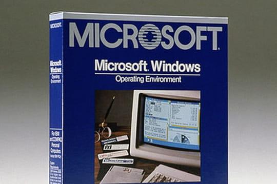 30ans de Windows : rétrospective enimages