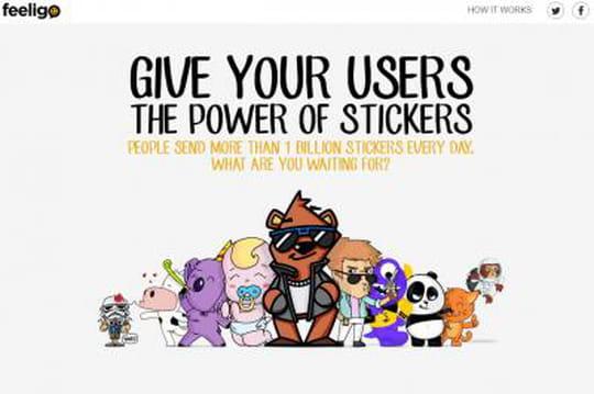 E-marketing : le spécialiste des stickers Feeligo lève 1,5 million d'euros
