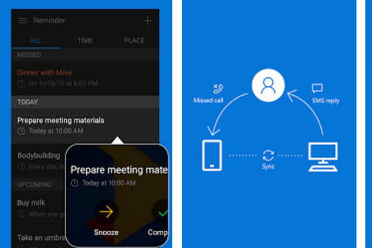 Microsoft lance Cortana sur Android etiOS