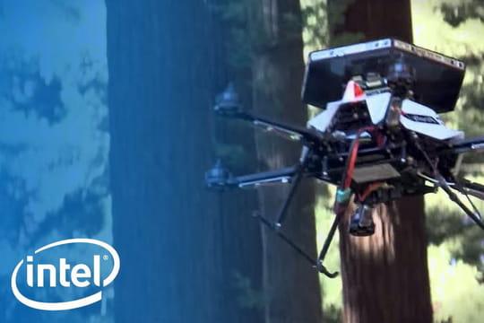 Intel s'offre le fabricant de drones Ascending Technologies