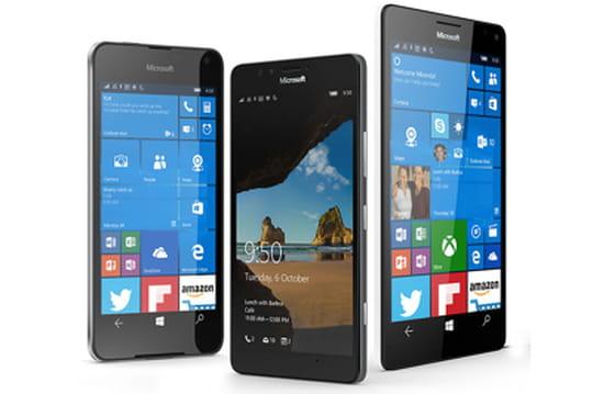 Windows 10 Mobile : la mise à jour débarque sur les Lumia