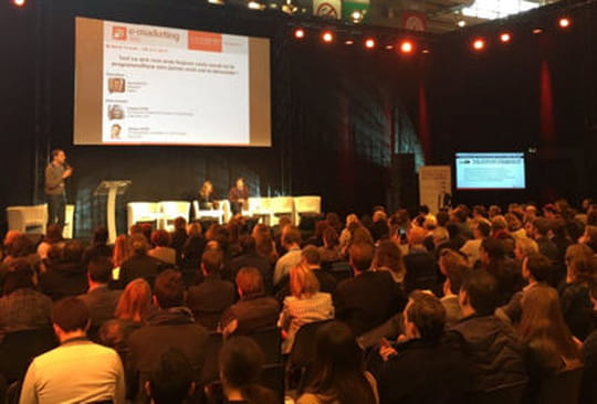 D couvrez les innovations pr sent es au salon e marketing - Salon emarketing paris ...