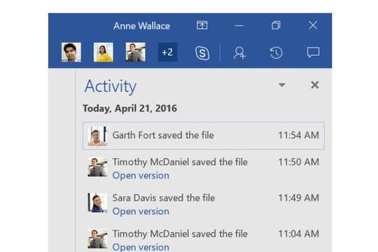 Office 365 : des nouveautés pour améliorer la collaboration