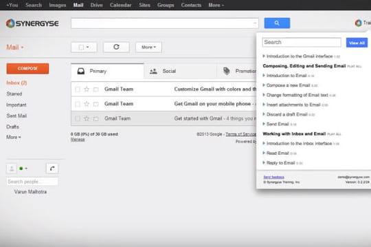 Google rachète Synergyse et son plugin qui forme aux Google Apps