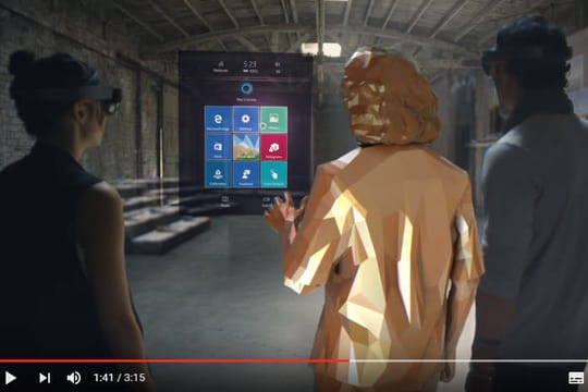 Réalité augmentée : Microsoft ouvre saplateforme HoloLens à des tiers