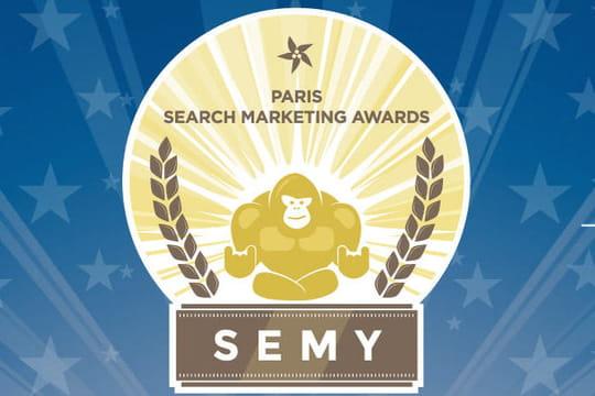 SEMY Awards Paris 2016 : et les gagnants sont...