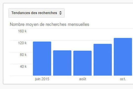 SEO : Google s'est-il mis à gonfler le volume des requêtes indiqué dans son Keyword Planner?