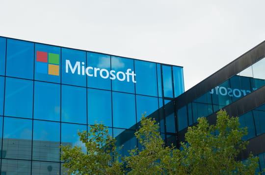 Cloud : Microsoft passe le cap des 12milliards de dollars de CA récurrent
